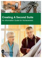 Creating A Second Suite: An Information Guide for Homeowners